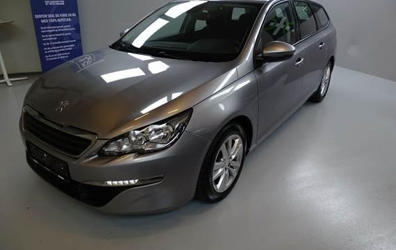 Peugeot 308 1,6 BlueHDi 120 Style SW