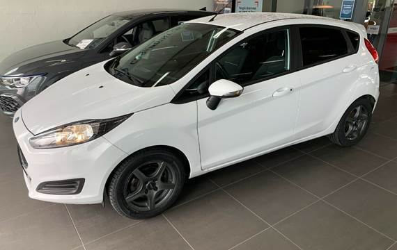 Ford Fiesta 1,5 TDCi 95 Trend ECO