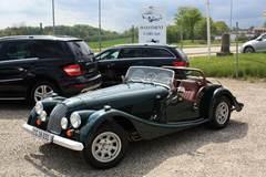 Morgan Plus 8 3,5 2 seater