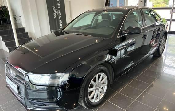 Audi A4 2,0 TDi 136 Ultra