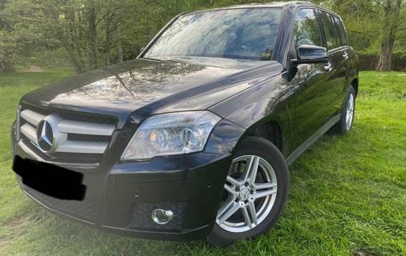 Mercedes GLK250 2,2 CDi aut. 4Matic BE Van