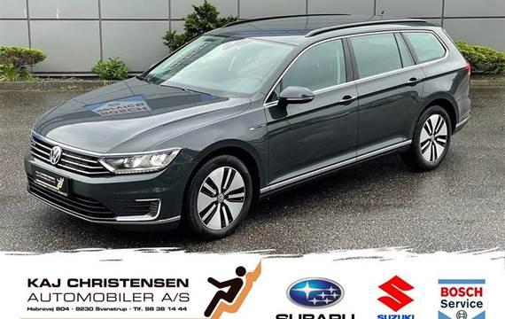 VW Passat 1,4 Variant  TSI  Plugin-hybrid GTE DSG  Stc 6g Aut.
