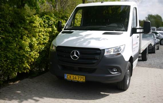 Mercedes Sprinter 319 3,0 CDi A3 Chassis aut. RWD