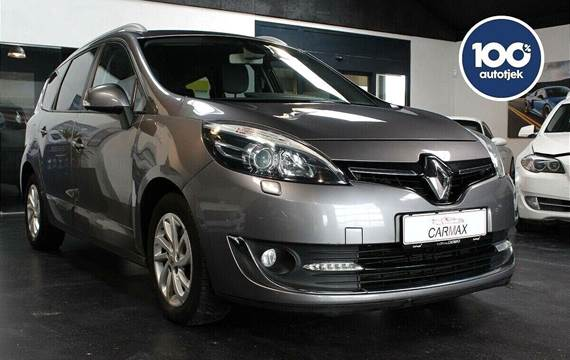 Renault Grand Scénic 1,5 III dCi 110 Dynamique 7prs