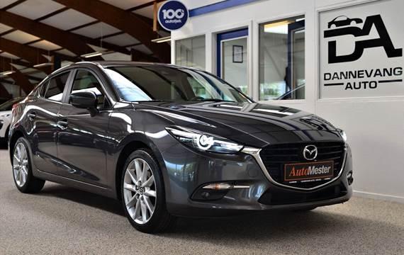 Mazda 3 2,0 SkyActiv-G 120 Optimum aut.