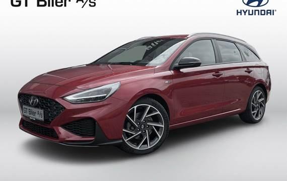 Hyundai i30 1,5 T-GDi mHEV N-Line stc. DCT