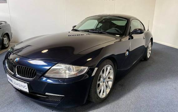 BMW Z4 3,0 Si Coupé Steptr.