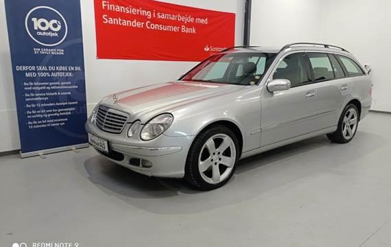 Mercedes E280 3,2 CDi Classic stc. aut.