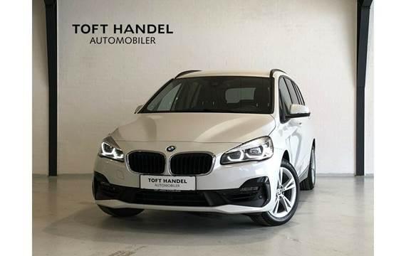 BMW 218i 1,5 Gran Tourer Connected aut. 7prs