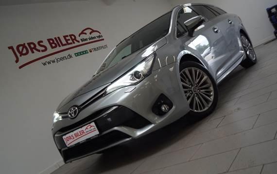 Toyota Avensis 1,8 VVT-i T2 Premium Touring Sports
