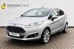Ford Fiesta EcoBoost Titanium X Start/Stop 100HK 5d
