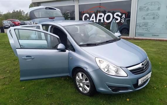 Opel Corsa 1,3 CDTI DPF edition 100+ 75HK 5d