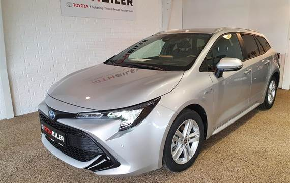 Toyota Corolla 1,8 Touring Sports  Hybrid H3 Smart Safety Plus E-CVT  Stc Trinl. Gear