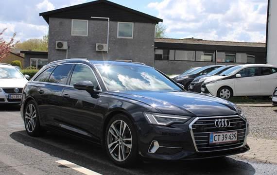 Audi A6 TDi Sport Avant quattro S-tr.
