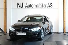 BMW 435i 3,0 Coupé M-Sport xDrive aut.