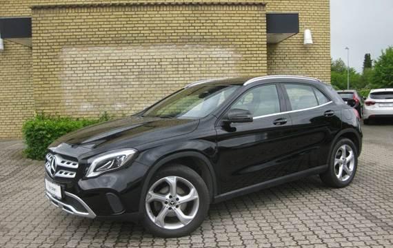 Mercedes GLA200 1,6 aut.