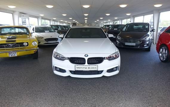 BMW 420i 2,0 Gran Coupé M-Sport aut.