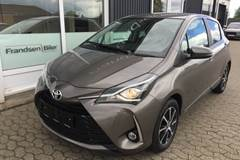 Toyota Yaris 1,5 VVT-iE T3 Limited Smart
