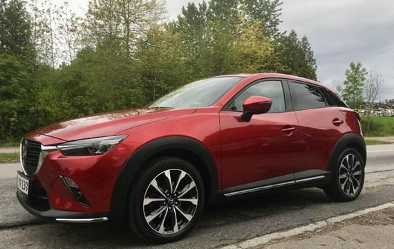 Mazda CX-3 2,0 SkyActiv-G 121 Optimum aut.