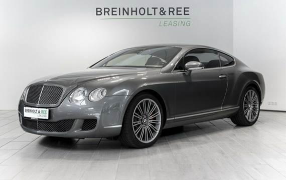 Bentley Continental GT 6,0 Speed aut.