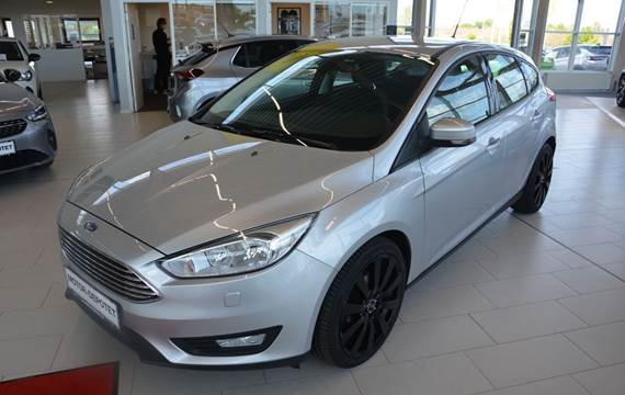 Ford Focus 1,0 SCTi 100 Edition