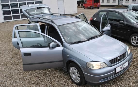 Opel Astra 1,6 16V Enjoy Wagon