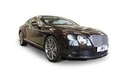 Bentley Continental GT 6,0 W12 Convertible Speed aut.