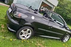 Peugeot 206 CC 1,6 110HK Cabr. Aut.