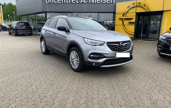 Opel Grandland X 1,5 CDTI Elegance Start/Stop 130HK 5d 8g Aut.