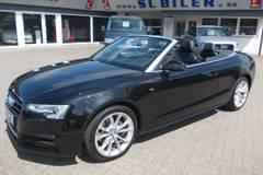 Audi A5 3,0 TDi 245 Cabriolet quattro S-tr