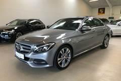 Mercedes C250 2,0 Edition 1 aut.