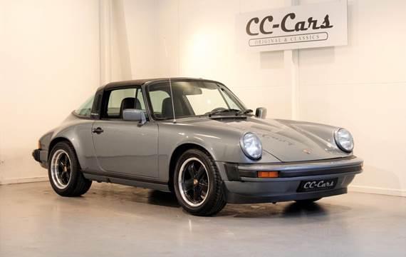 Porsche 911 3,2 Targa