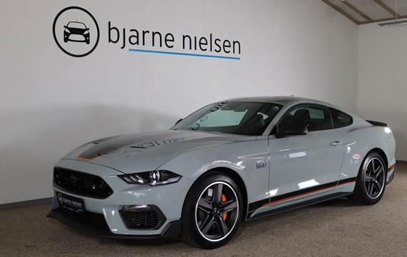 Ford Mustang 5,0 V8 GT Fastback Mach 1 aut.