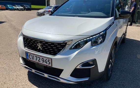 Peugeot 3008 1,6 Hybrid4 GT EAT8
