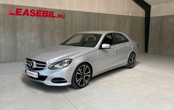 Mercedes E350 3,5 aut.