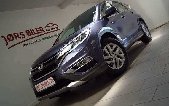 Honda CR-V 2,0 i-VTEC Elegance