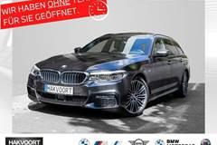 BMW 540d xDrive Touring M-Sport, Leder Navi Panorama
