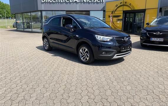 Opel Crossland X 1,2 Turbo INNOVATION Start/Stop 110HK 5d
