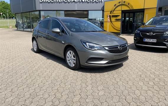 Opel Astra 1,6 Sports Tourer 1,6 CDTI Enjoy Start/Stop 110HK Van 6g
