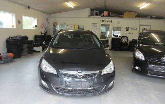 Opel Astra 1,7 CDTi 125 Enjoy Sports Tourer