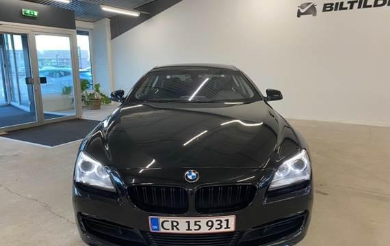 BMW 650i 4,4 Gran Coupé xDrive aut.