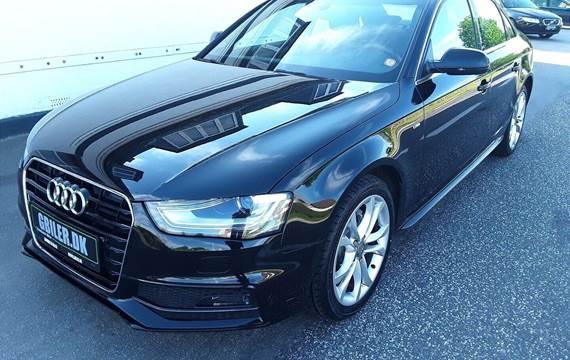 Audi A4 1,8 TFSi 170