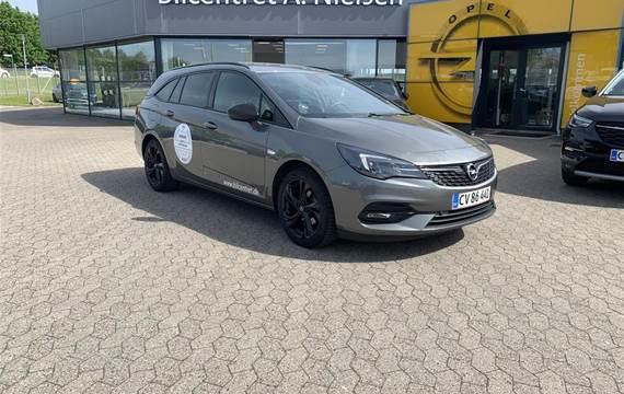Opel Astra 1,5 Sports Tourer 1,5 Turbo CityLine 105HK Stc 6g