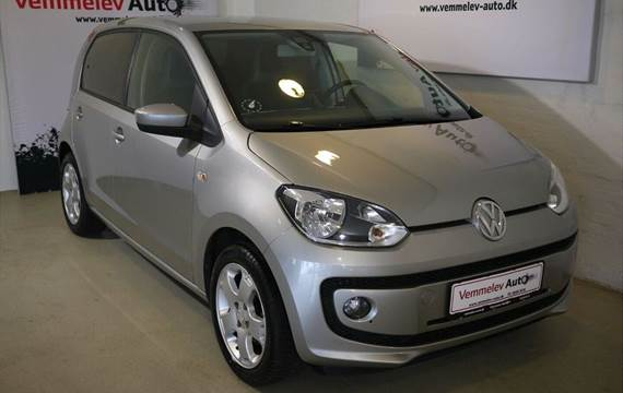 VW UP! 1,0 VW Up! 75 High Up! BMT