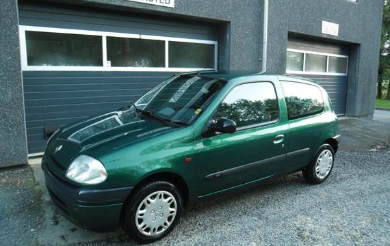 Renault Clio II 1,2 Expression