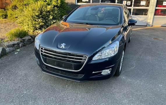 Peugeot 508 1,6 THP 156 Allure