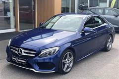 Mercedes C220 d 2,1 Bluetec AMG Line 7G-Tronic Plus  7g Aut.