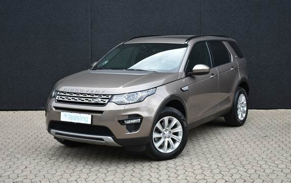 Land Rover Discovery Sport 2,0 TD4 180 HSE aut.