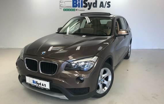 BMW X1 2,0 sDrive18d
