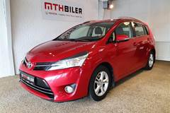 Toyota Verso 1,8 7 pers.  VVT-I T2 Touch Multidrive S  6g Aut.